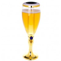 LED Диспенсър за напитки Златна купа