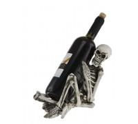 Поставка за Бутилка Вино ''Скелет''