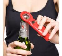 Умна отварачка за бира с дисплей