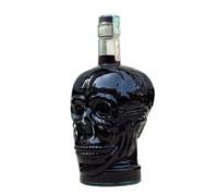 Бутилка Череп, черна водка