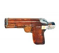 Бутилка Пистолет, червен ром