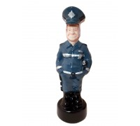 Бутилка Полицай, водка 200 мл