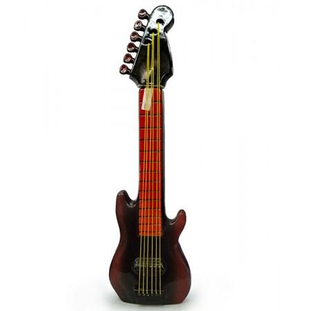Бутилка от керамика Рок китара, украинска водка