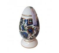 Бутилка Великденско яйце, керамика, водка Златогор 200 мл
