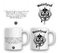 "Чаша ""Motorhead"""