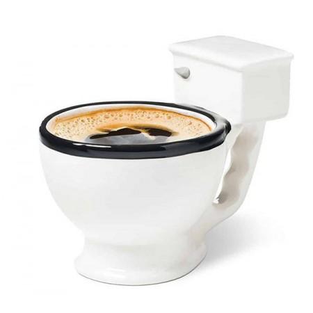 Чаша за кафе и чай Тоалетна с казанче