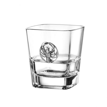 Чаша за уиски със зодия - Рак