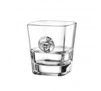 Чаша за уиски със зодия - Водолей