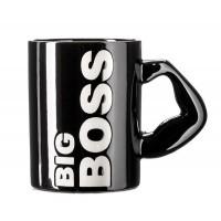 Керамична чаша за Шефa Big BOSS, 450 мл