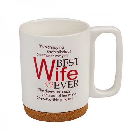 Порцеланова чаша за Съпругата