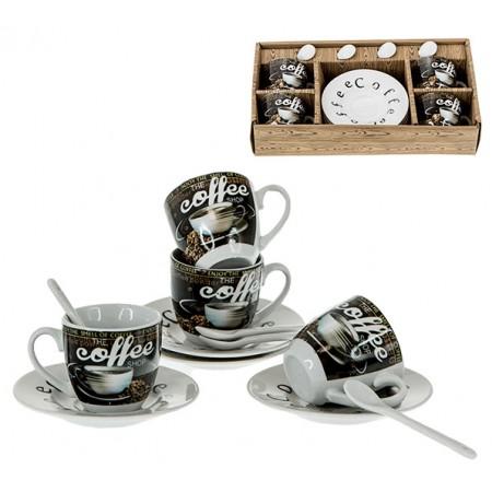 Комплект чаши за чай и кафе