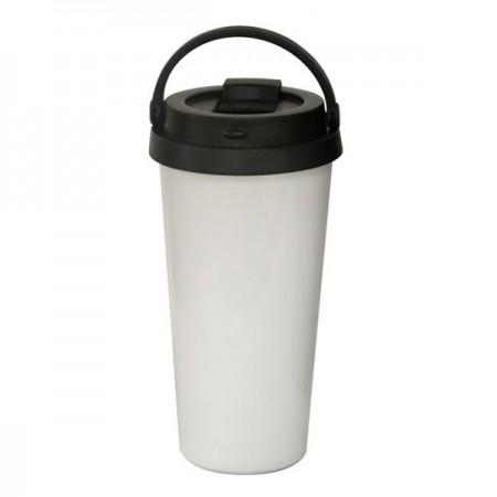 Термо чаша, черен или бял цвят, 500 мл
