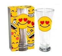 """Весела чаша """"Влюбен емотикон"""""""