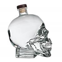 Уникална бутика череп с водка