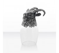 Чаша за ракия - козел
