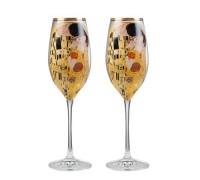 Чаши за шампанско The Kiss