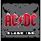 """Дамска тениска с надпис  """"Black Ice"""" (AC/DC)"""