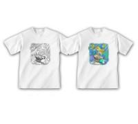 """Соларна тениска """"Русалка"""", детска"""