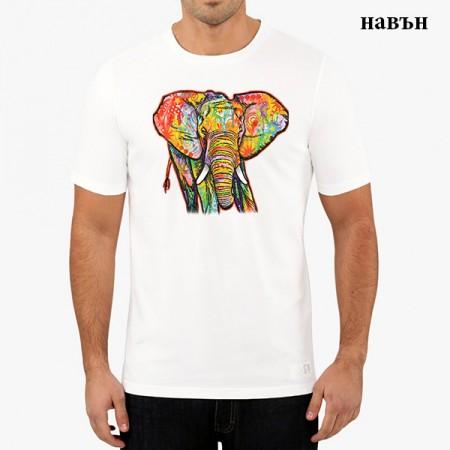 """Соларна тениска""""Слон"""", мъжка"""