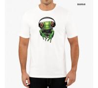 "Соларна тениска ""Рокерска жаба"" мъжка"