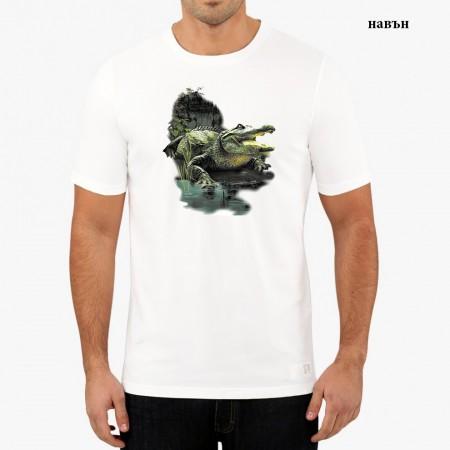 """Соларна тениска""""Алигатор"""", мъжка"""