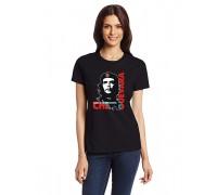 """Дамска тениска с надпис  """"Che Guevara"""""""