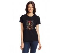 """Тениска с надпис """"Пират"""", дамска"""