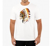 """Тениска """"Indian Skull"""", мъжка"""