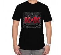 Тениска AC/DC ''Black Ice''