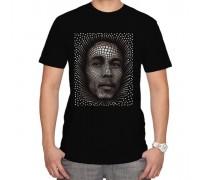 Мъжка тениска Bob Marley