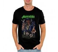 Мъжка тениска Asking Alexandria, черен цвят