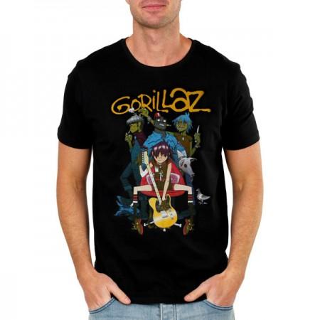 Мъжка тениска Gorillaz