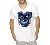 """Тениска с надпис """"Терминатор"""" ,мъжка"""