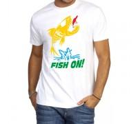 """Тениска """"FISH ON!"""""""