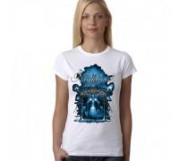 "Дамска тениска с надпис  ""Nightwish - Imaginaerum"""
