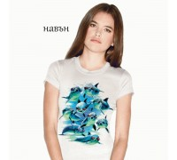 """Соларна тениска """"Модерен отряд"""", дамска"""