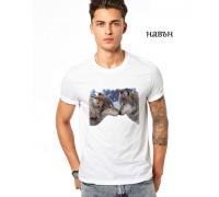 """Соларна тениска """"Вълци"""", мъжка"""