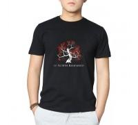 Оригинална тениска с ваш надпис ,черна