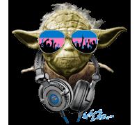 """Тениска  """"Yoda"""", мъжка"""