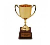 """Малка купа с надпис """"Най-добрият съпруг на света"""""""