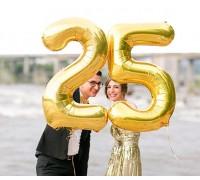 Огромни балони, 2 бр. за рожден ден