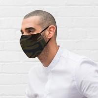 Текстилна камуфлажна маска за многократна употреба
