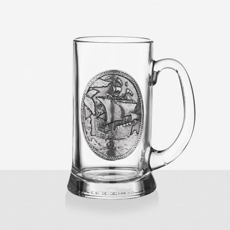 """Халба за бира """"Кораб"""""""