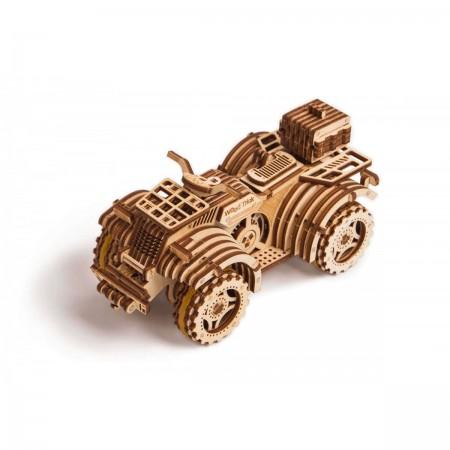 ATV, 3Д пъзел