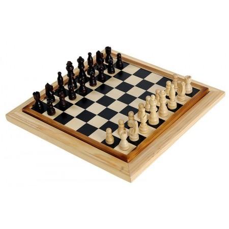 2 в 1 игра, шах и дама
