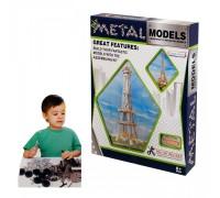 Айфеловата кула, метален конструктор от 407 елемента