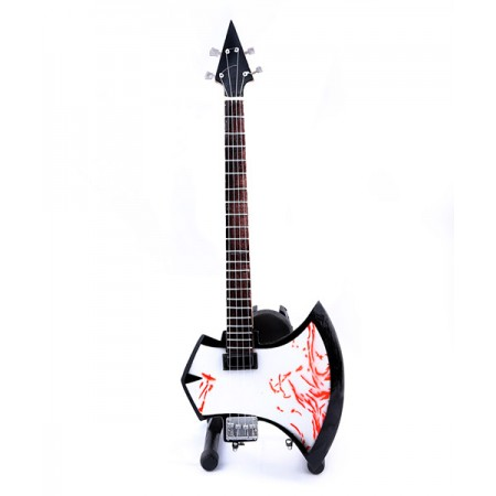 Мини бас китара Gene Simmons (Kiss)