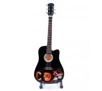 Мини колекционерска китара Angus Young