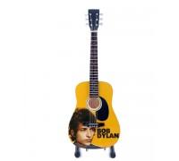 Мини колекционерска китара Bob Dylan