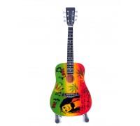 Мини китара на Bob Marley